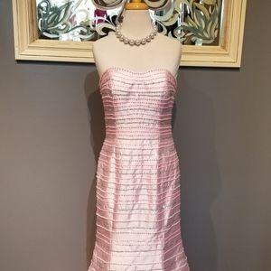 Blush Collection - Cotton Candy Pink Formal Dress